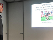 Online ACL Presentation Now Available
