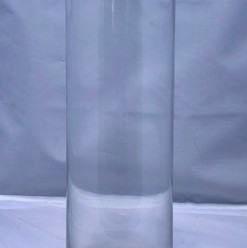 Tall Glass Cylinder