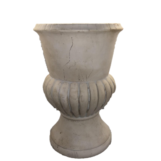 Ceramic Large Planter Style Stonelike Pot