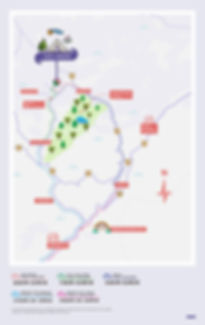 mapa como llegar a Glamping finca corazo