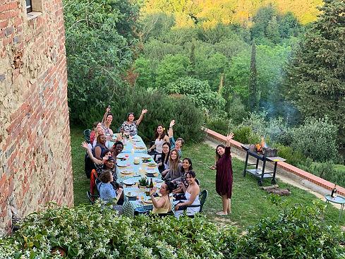 Podere San Giorgio - Private party