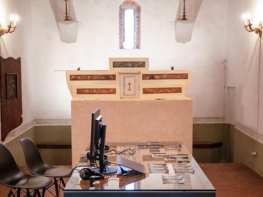 chiesa laoratorio creativo