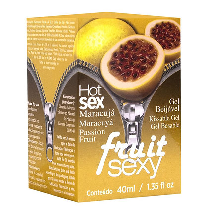 Fruit Sex Maracujá 40ml. Intt