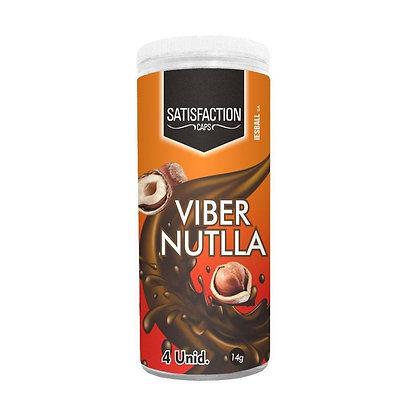 BOLINHA QUADRIBALL VIBER NUTELLA 04 UNIDADES SATISFACTION