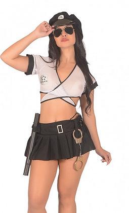 Fantasia Policial Kelly