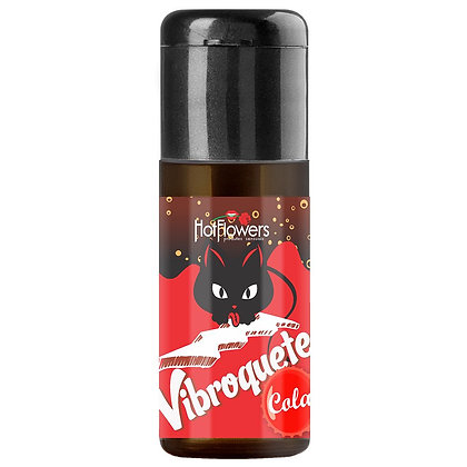 VIBROQUETE  COLA 12ML HOT FLOWERS
