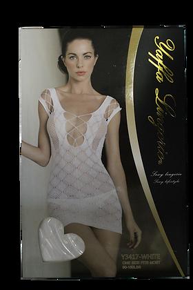 Vestido Branco 3417