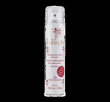Desodorante Intimo Sedução Sofisticato