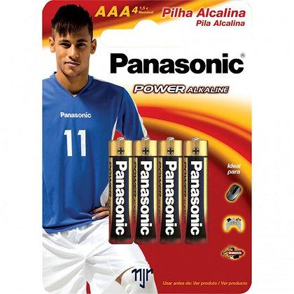 Pilha Panassonic AAA (palito)