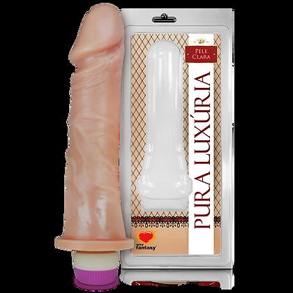 Pênis Realístico com Vibro PC019