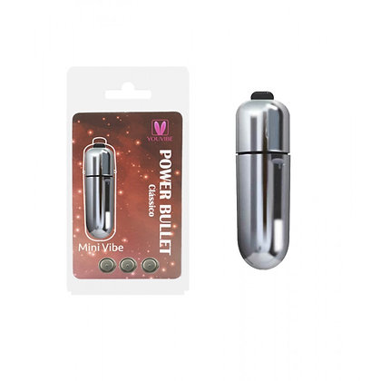 Cápsula Power Bullet - Mini Vibe - YOUVIBE