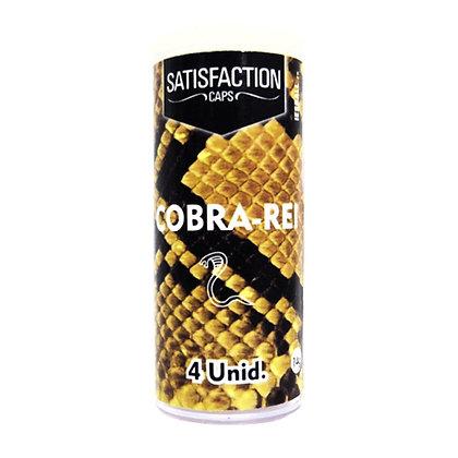 BOLINHA QUADRIBALL COBRA REI 04 UNIDADES SATISFECTION