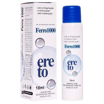 FERRO 1000 ERETO 18ML FARMACIA DO PRAZER