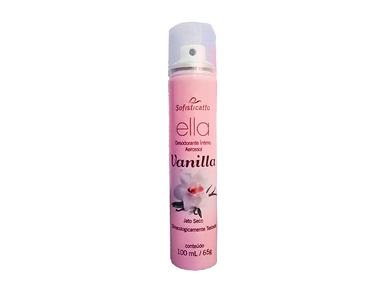 Desodorante intimo Ella Vanila Sofisticato