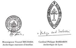 Signature Charte