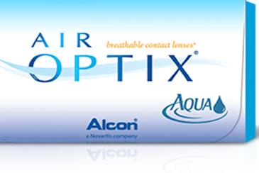 AIR OPTIX® AQUA von +/- 1.25 bis 2.00