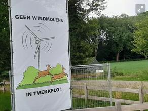 Gemeente Enschede: Voorlopig geen windturbines, onderzoek naar gezondheidsrisico's afwachten