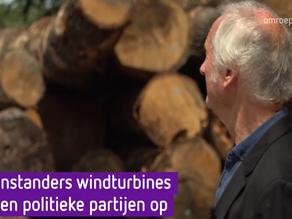 Nieuwe politieke partijen willen stokje steken voor windmolens in Achterhoek