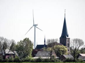 Vertraging verwacht bij de bouw van tientallen windmolenparken