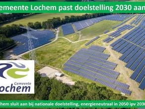 Gemeente Lochem past energiedoelstelling voor 2030 aan