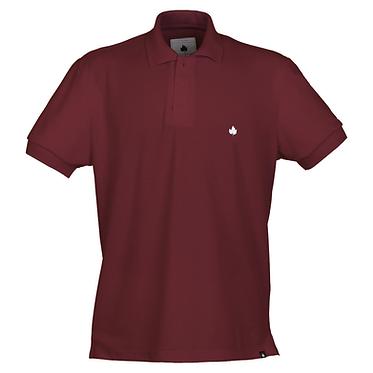 Camisa Polo Folha Hawke's