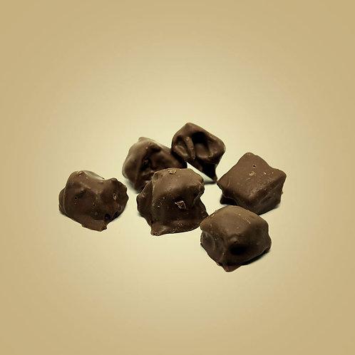 Bombom chocolate ao leite zero açúcares