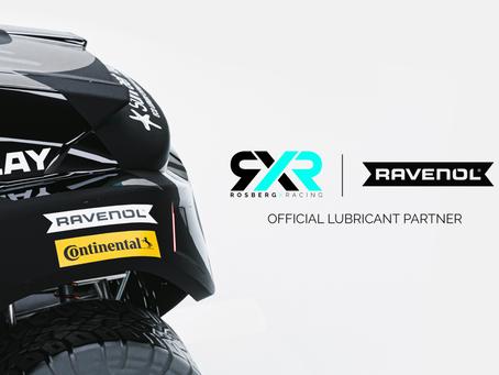 Rosberg X Racing Announces Partnership with RAVENOL