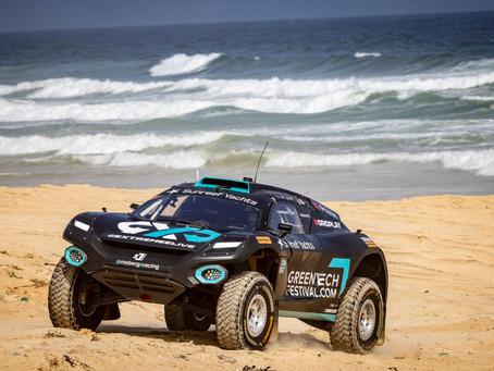 Rosberg X Racing Secures Semi-final Slot for Ocean X Prix
