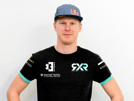 Rosberg X Racing Announce Johan Kristoffersson as First Driver