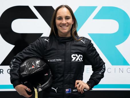 Australian Rally Champion Molly Taylor Joins Rosberg X Racing