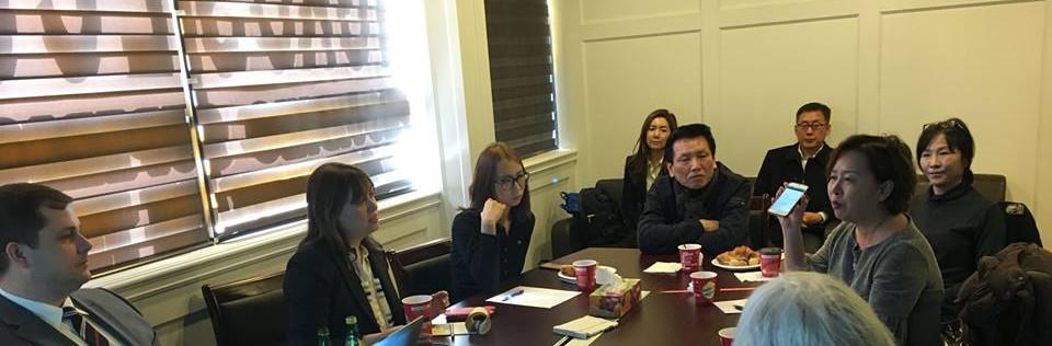 Reimagining Yonge Project Meeting