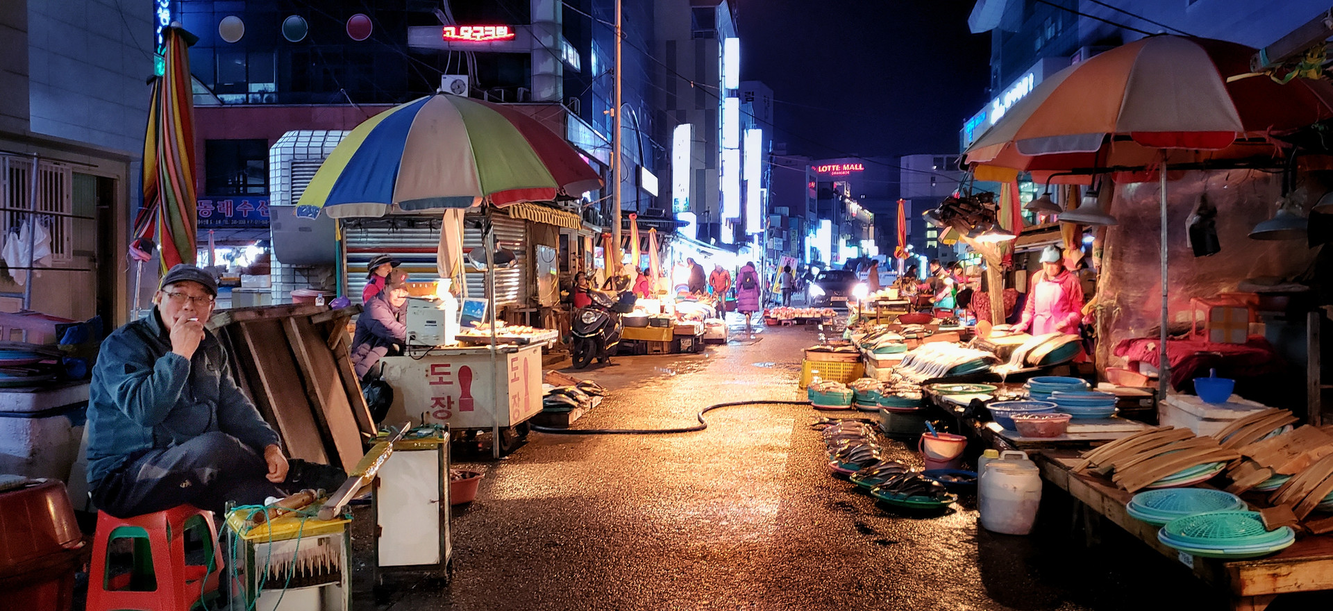 Streets of Busan
