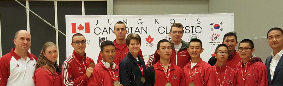 17TH CANADIAN CLASSIC TAEKWONDO TOURNAMENT