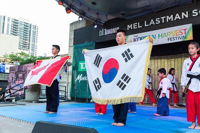Since 2001, the Korean Harvest Festival