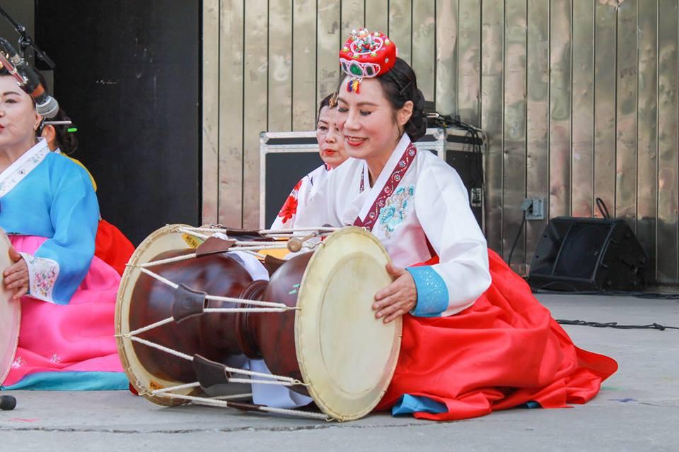2017 Korean Harvest Festival