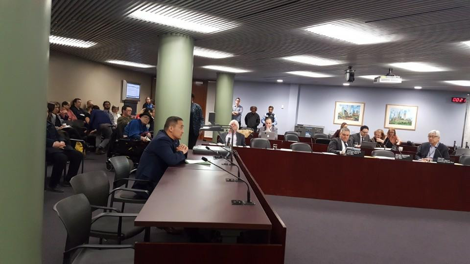 Public Works and Infrastructure Committee Meeting