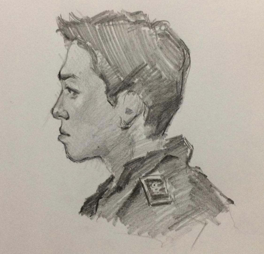 Prison Playbook Sketch