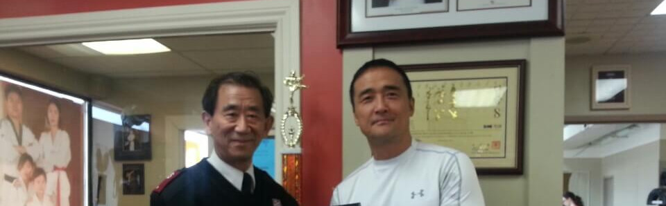 The Salvation Army Taekwondo Team