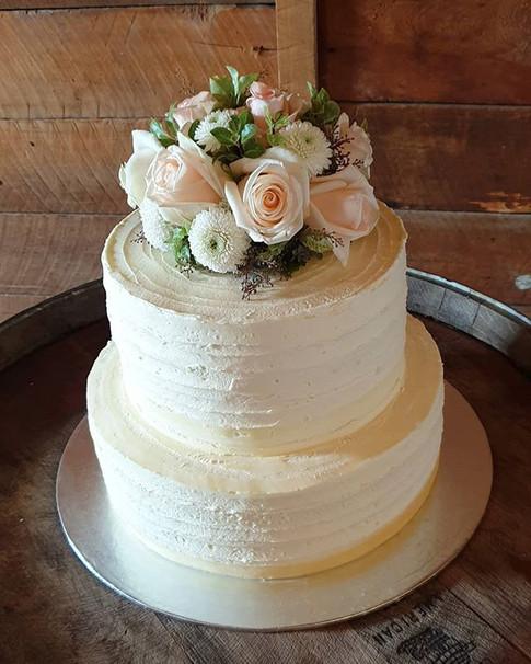 Rose Cake topper