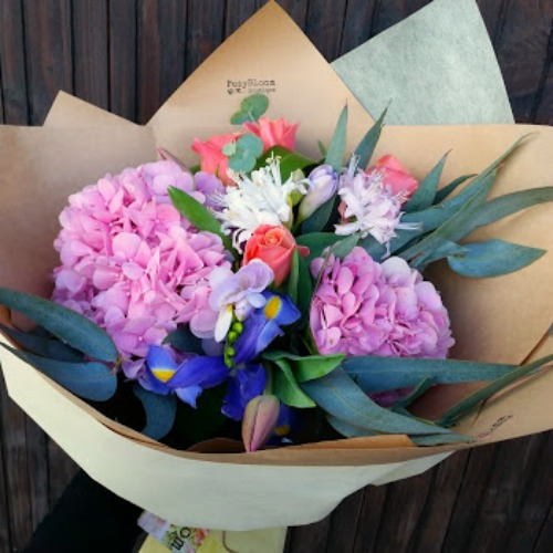 Mothers Day Posy, Posybloom Boutique