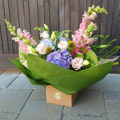 Mother's Day Posy Box
