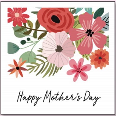 """""""Happy Mothers Day"""" Card"""