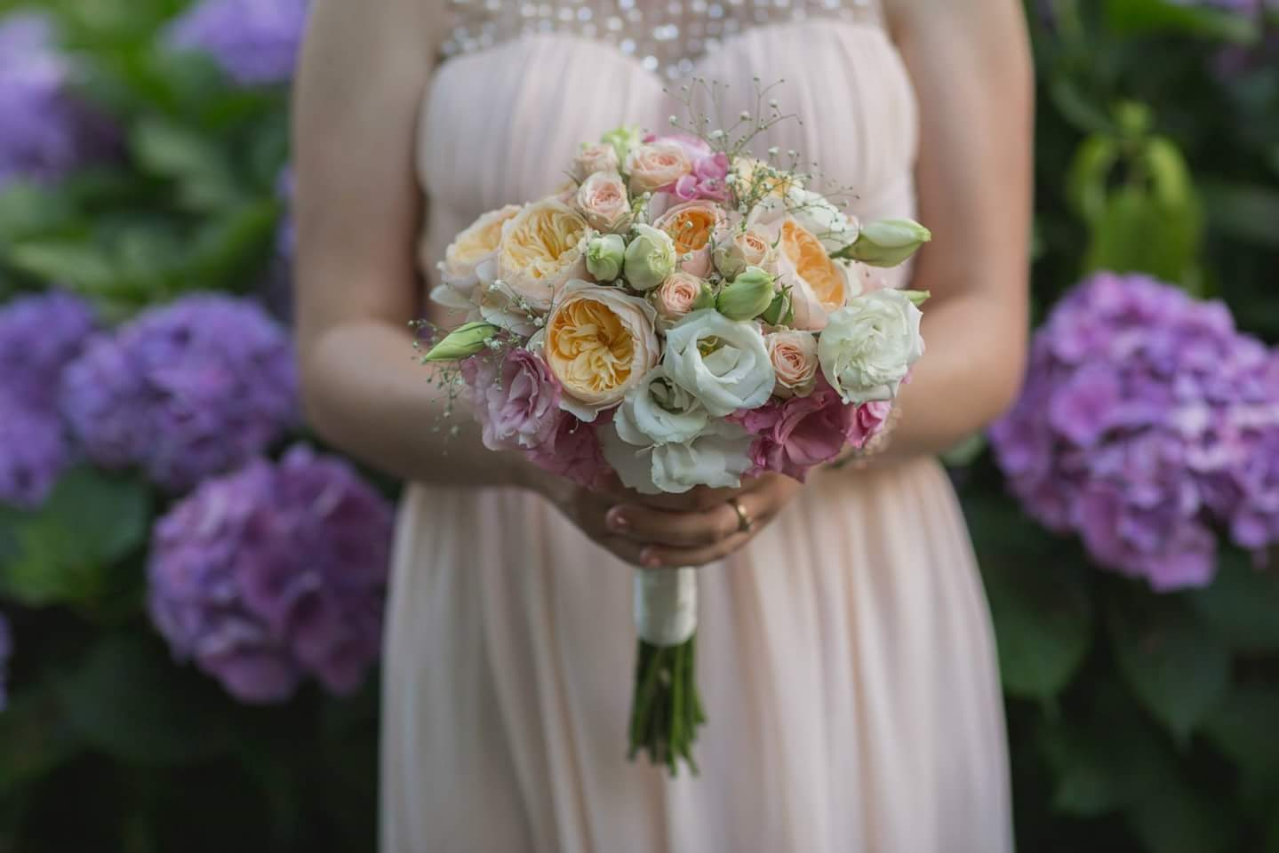 Vintage Bridesmaid Bouquet