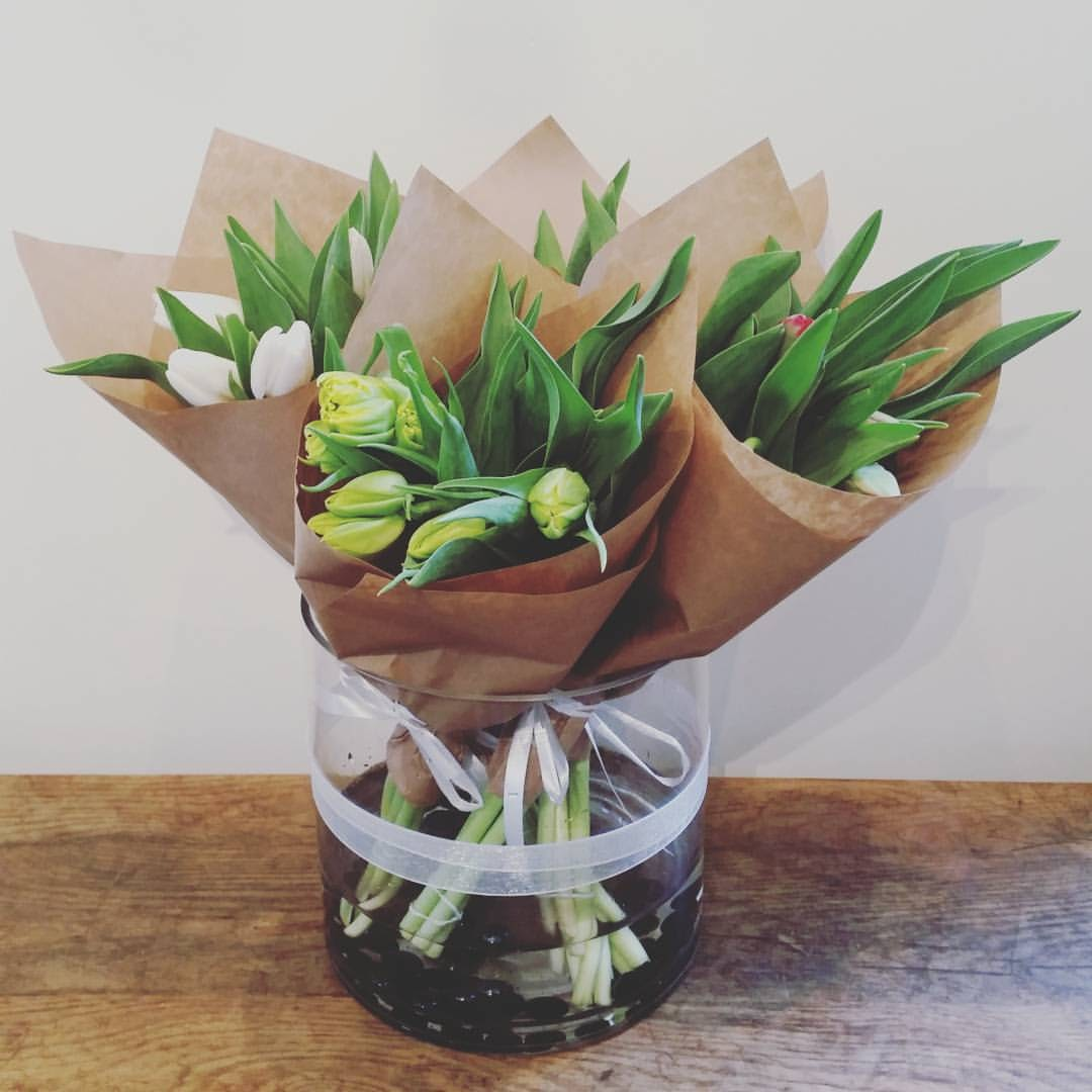 Tulip Bunches posybloom boutique