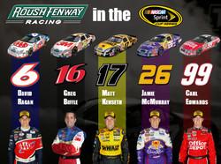 Roush Fenway Racing 2001 - 2010