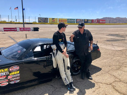 CCR Racing - Las Vegas Pro Late Model Test