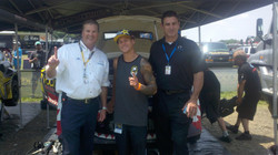 Brian Deegan - Global Rallycross
