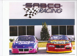 SABCO / Coors Light Racing