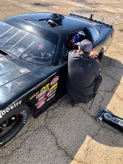 Las Vegas NASCAR Test