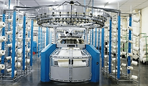 Circular knitting machine used in textil